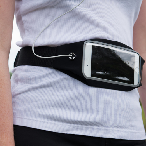 Running Belt Around Waist