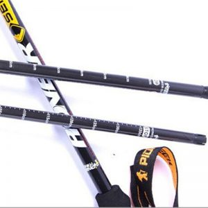 Retractable Carbon Fiber Hiking Pole
