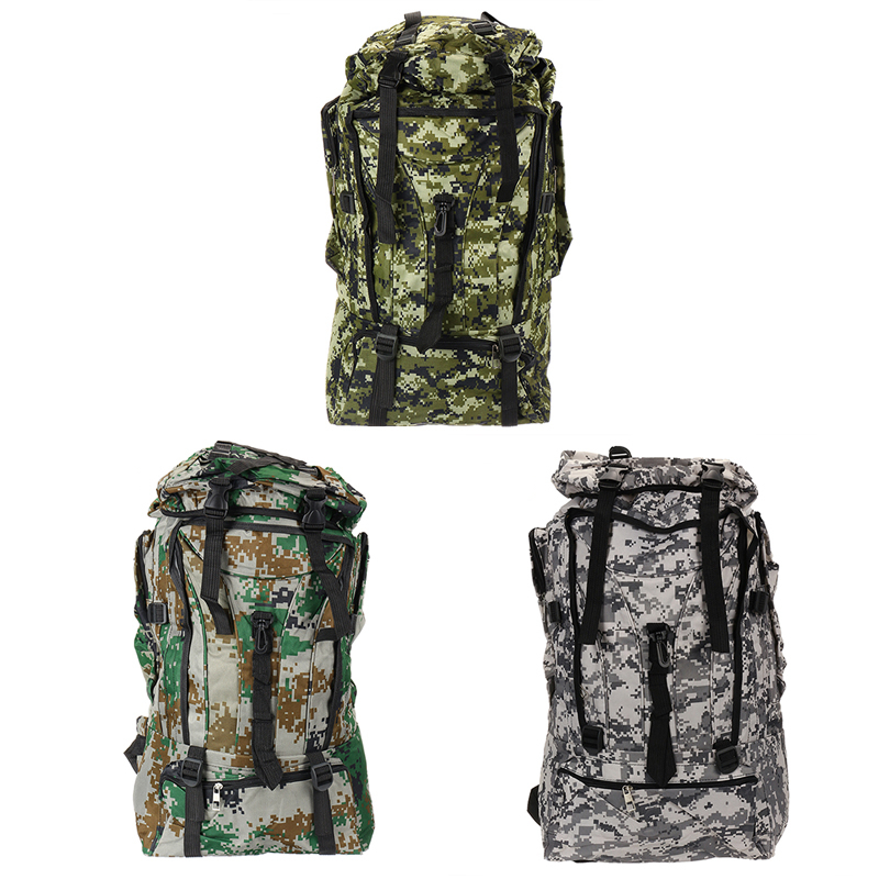 Camo Backpack 90l Waterproof Bag Multi